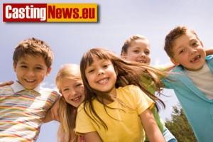 Casting bambini e bambine dai 5 anni in su
