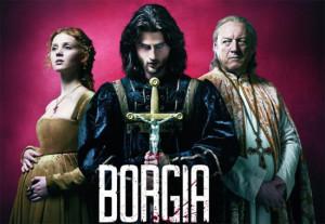 Borgia casting