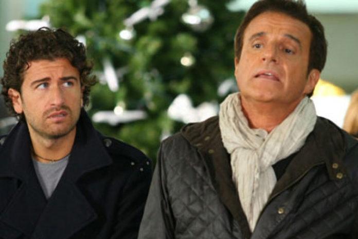 Alessandro Siani e Christian De Sica