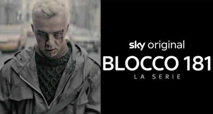 Salmo Blocco 181 serie tv