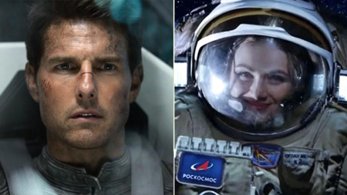 Tom Cruise Nasa Roscosmos